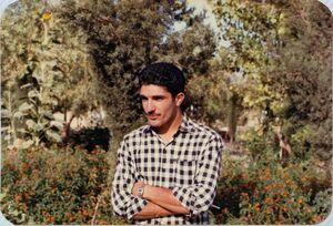 تصاویر/ پاسدار شهید سید وحید خجسته پور (۱)