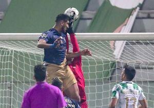 جنجال گل مهاجم ایران در جام حذفی پرتغال