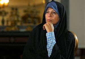 خلاصهای از صحبتهای فائزه هاشمی در کلاب هاوس
