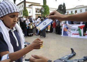 نظر منفی ۸۹ درصد کاربران عربزبان نسبت به عادیسازی روابط با اسرائیل