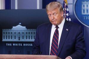 قطعنامه محکومیت ترامپ به اتهام تشویق به شورش تصویب شد