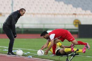 حمایت باشگاه پرسپولیس از گلمحمدی