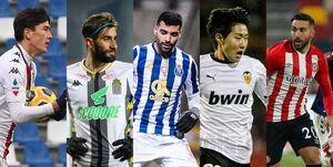 ۴ ایرانی نامزد بهترین لژیونر هفته آسیا