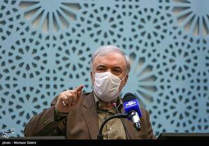 وزیر بهداشت: این است پاداش و قصه پر غصه ما