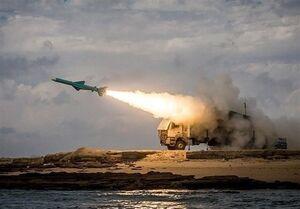 فیلم/ غرش موشکهای کروز دریایی در رزمایش ارتش