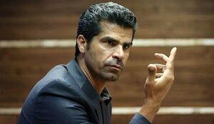 درگیری هادی ساعی با دبیر سازمان لیگ تکواندو
