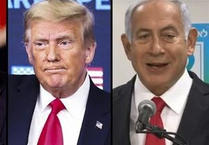 آیا ترامپ نتانیاهو را هم با خود به زیر خواهد کشید؟