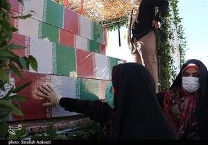 جزئیات خاکسپاری ۲۶ شهید گمنام همزمان با شهادت حضرت زهرا