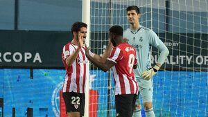 رئال نخستین جام فصل را از دست داد؛ بیلبائو حریف بارسلونا در فینال