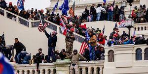 FBI خطاب به حملهکنندگان به کنگره: هرجا باشید پیدایتان میکنیم