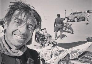 موتورسوار فرانسوی پس از مصدومیت در رالی داکار درگذشت