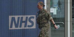 کرونا در انگلیس| کادر درمانی از ارتش درخواست کمک کرد