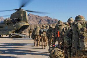 کاهش نظامیان آمریکایی در عراق تا ۲۵۰۰ نفر تکمیل شد