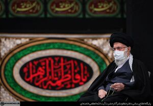 دومین شب عزاداری فاطمیه ۱۴۴۲ در حسینیه امام خمینی