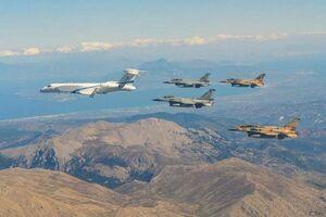 امارات و رژیم صهیونیستی رزمایش هوایی برگزار میکنند
