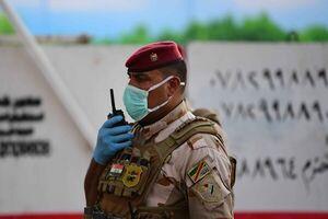 نیروهای امنیتی عراق هدف حمله تروریستی قرار گرفتند