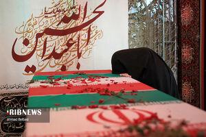 عکس/ تشییع پیکر مطهر شهید گمنام در تهران