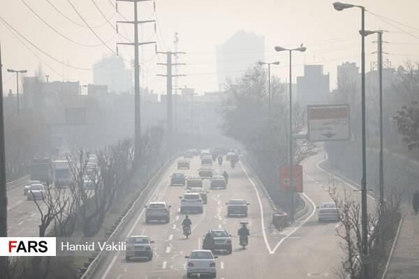 3034150 - افزایش فوت تهرانیها به دلیل آلودگی هوا