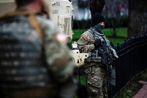 فیلم/ وحشت از حملات مسلحانه در واشنگتن!