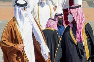عربستان قطر