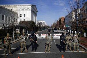 آمادهباش نیروهای نظامی در شهرهای مهم آمریکا