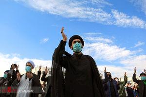 شور فاطمی در خیابانهای شهر طنینانداز شد +فیلم