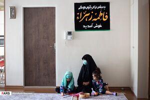 عکس/ رونق روضههای خانگی