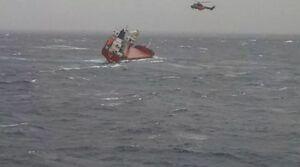 کشتی باری روسیه در دریای سیاه غرق شد
