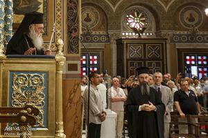 مسلمانان یونان اهانت اسقف اعظم به اسلام را محکوم کردند