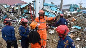 شمار قربانیان زلزله اندونزی به ۷۳ تن افزایش یافت