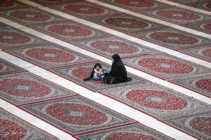 عکس/ مراسم عزاداری شهادت حضرت زهرا(س) در شیراز