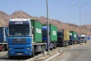 آمریکا ۲۰ کامیون حامل غلات سوریه را به سرقت برد
