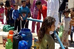 نیروهای ترکیه آب شرب شهر الحسکه سوریه را قطع کردند - کراپشده