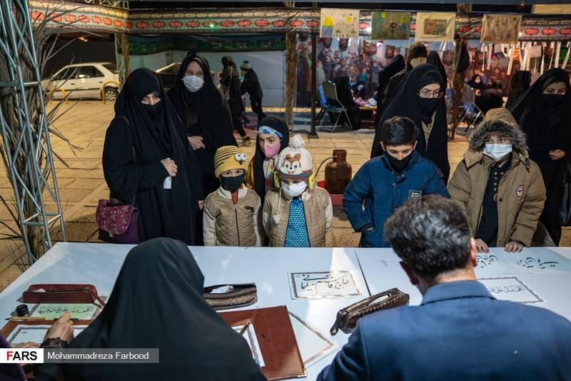 موکب بچههای انقلاب شیراز