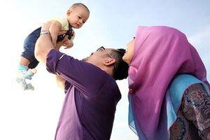 والدین در تربیت کودک نمایه تربیت فرزند نمایه والیدن نمایه تربیت نمایه خانواده نمایه
