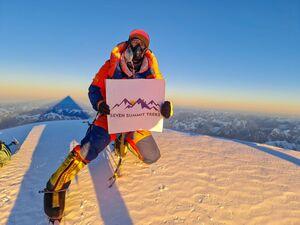 عکس/ صعود به دومین قله بلند دنیا