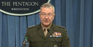 جنگ تبلیغاتی مککنزی علیه ایران برای افزایش قدرت خود در ارتش آمریکا