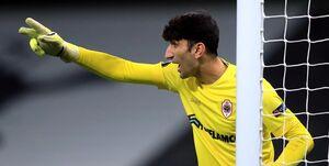 بیرانوند بهترین دروازهبان هفته ۲۱ لیگ فوتبال بلژیک