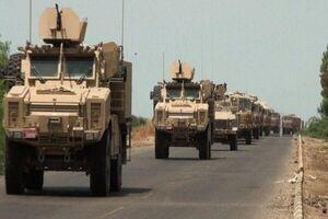 حمله به کاروان لجستیک ائتلاف آمریکایی در عراق