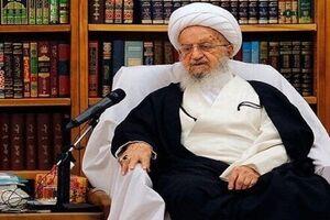 انتقاد آیت الله مکارم شیرازی از گرانیها - کراپشده