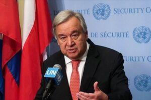 گوترش: ایران بیش از ۱۶ میلیارد دلار به سازمان ملل بدهکار است - کراپشده