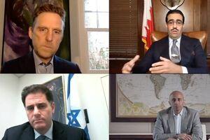 امارات، بحرین و رژیم صهیونیستی: ایران نباید حق غنیسازی داشته باشد - کراپشده