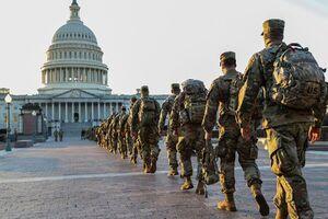 ترس از شورش نگهبانان؛سوابق گارد ملی مستقر در واشنگتن بررسی میشود