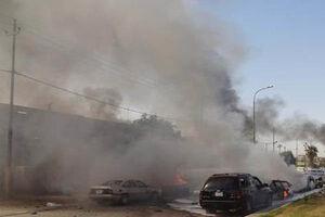 حمله هوایی به «جرفالصخر» در عراق/ آمریکا انجام حمله را تکذیب کرد