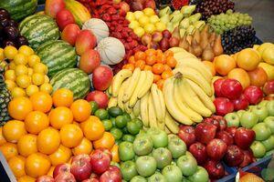 مصرف میوه نمایه میوه و تره بار