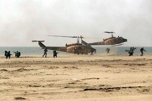 رزمایش بزرگ اقتدار ۹۹ در سواحل مکران