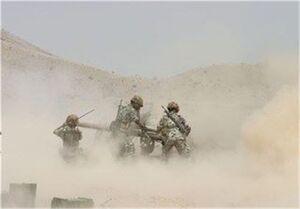 رزمایش نیروی زمینی ارتش در سواحل مکران آغاز شد