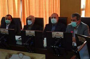 عکس/ جلسه بورسی مجلس با حضور وزیر اقتصاد