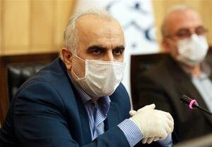 وزیر اقتصاد تقصیر ریزش بورس را گردن وزیر صمت و رئیس کل بانک مرکزی انداخت