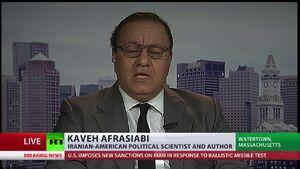 بازداشت استاد دانشگاه بوستون به بهانه تبلیغ مواضع ایران